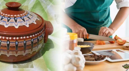 Предимства на готвенето в троянски глинени гювечета